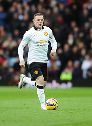 Manchester United's Wayne Rooney  - Photo mandatory by-line: Joe Meredith/JMP - Mobile: 07966 386802 - 20/12/2014 - SPORT - football - Birmingham - Villa Park - Aston Villa v Manchester United - Barclays Premier League