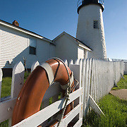 Pemaquid Point Lighthouse in Maine