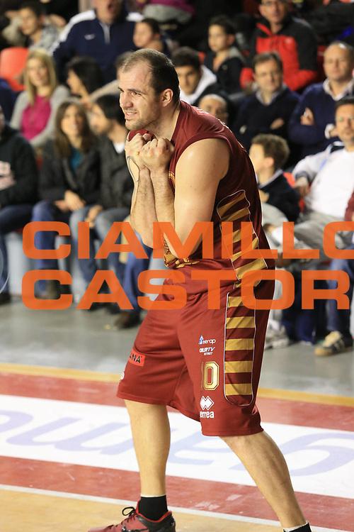 DESCRIZIONE :  Roma Lega A 2012-13 Acea Roma Umana Reyer Venezia<br /> GIOCATORE : Szewczyk Szymon <br /> CATEGORIA : delusione<br /> SQUADRA : Umana Reyer Venezia<br /> EVENTO : Campionato Lega A 2012-2013 <br /> GARA : Acea Roma Umana Reyer Venezia<br /> DATA : 16/03/2013<br /> SPORT : Pallacanestro <br /> AUTORE : Agenzia Ciamillo-Castoria/M.Simoni<br /> Galleria : Lega Basket A 2012-2013  <br /> Fotonotizia : Roma Lega A 2012-13 Acea Roma Umana Reyer Venezia<br /> Predefinita :