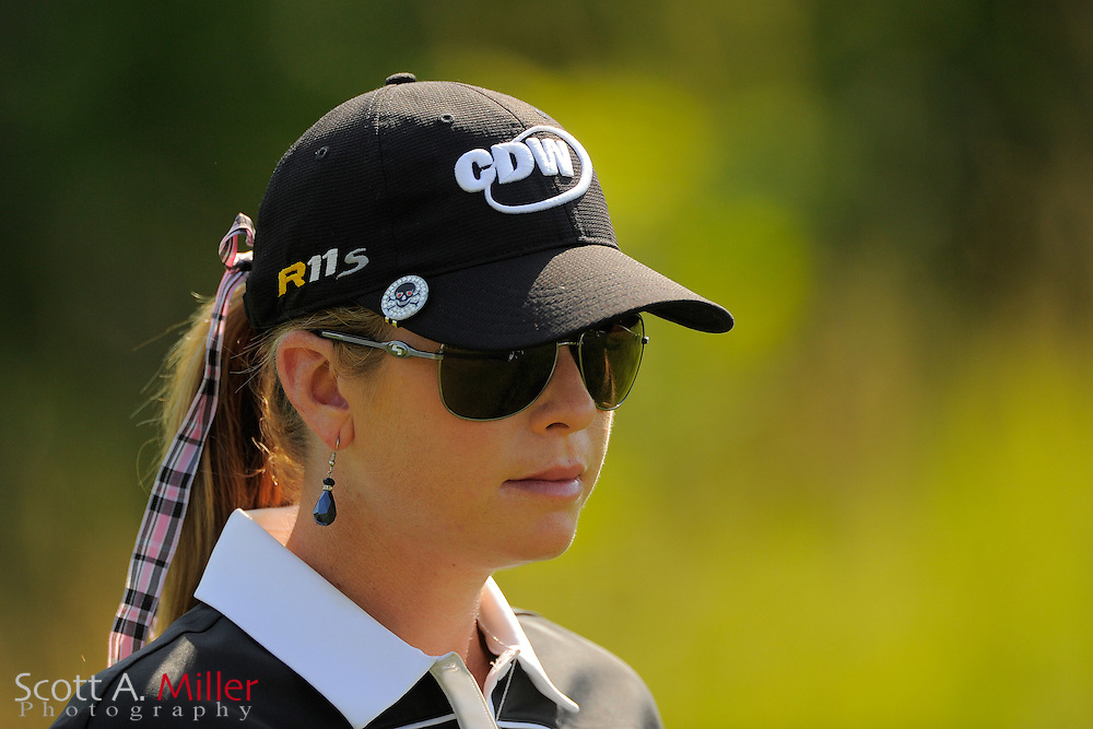 Paula Creamer during the first round for the US Women's Open at Blackwolf Run on July 5, 2012 in Kohler, Wisconsin. ..©2012 Scott A. Miller