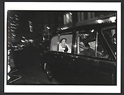 The Queen in London. Shaftesbury ave, London. November 1983Exhibition in a Box