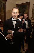 Dr. Luigi Maramotti . Dinner at the Italian Embassy in which the winner of the MaxMara Art Prize for Women is announced. Grosvenor Sq. London . 2 February  2006. © Copyright Photograph by Dafydd Jones 66 Stockwell Park Rd. London SW9 0DA Tel 020 7733 0108 www.dafjones.com