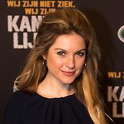 NLD/Amsterdam/20140210 - Filmpremiere Kankerlijers, Lauren Verster
