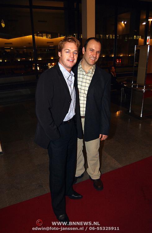 Premiere Nonsens, Tony Neef en vriend Benny