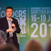 Borders Book Festival - Thursday