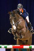 Berber Dijkman - Quasi Lord Z<br /> Indoor Drachten 2017<br /> © DigiShots