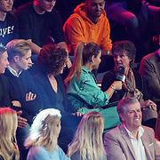 NLD/Amsterdam/20181031 - Boxingstars 2018, 1e aflevering, ouders Kaj van der Voort en Rein van Duivenbode