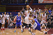 DESCRIZIONE : Milano Lega Basket Serie A 2013-2014 EA7 EMPORIO ARMANI OLIMPIA MILANO - ACQUA VITASNELLA CANTU'<br /> GIOCATORE : Daniel Hackett<br /> CATEGORIA : TIRI DA TRE CONTROCAMPO &nbsp;FALLI COMPOSIZIONE&nbsp; <br /> SQUADRA : EA7 EMPORIO ARMANI OLIMPIA MILANO<br /> EVENTO : Campionato Lega Basket Serie A 2013-2014<br /> GARA : EA7 EMPORIO ARMANI OLIMPIA MILANO - ACQUA VITASNELLA CANTU' <br /> DATA : 06/04/14 <br /> SPORT : Pallacanestro <br /> AUTORE : Agenzia Ciamillo-Castoria/L.sonzogni <br /> Galleria : Lega Basket Serie A 2013-2014