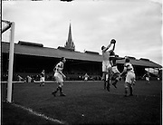 28/08/1952.08/28/1952.28 August 1952.Soccer, City Cup Semi Final at Dalymount Park, Drumcondra v Cork Athletic.