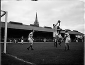 1952 - City Cup Semi Final , Drumcondra v Cork Athletic