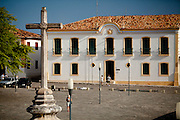 Sao Cristovao_SE, Brasil...Conjunto arquitetonico da praca Sao Francisco em Sao Cristovao, Sergipe, Brasil. Na foto Museu do Estado de Sergipe...Architectonic Complex in the Sao Francisco square, Sao Cristovao, Sergipe, Brazil. In this photo Sergipe State Museum...Foto: ALEXANDRE BAXTER / NITRO