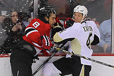 April 25, 2013: Pittsburgh Penguins at New Jersey Devils