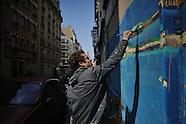 Peintre de la rue