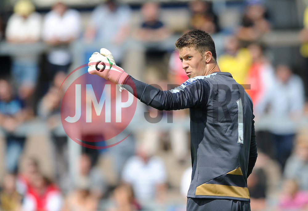 Arsenal's Matt Macey - Photo mandatory by-line: Dougie Allward/JMP - Mobile: 07966 386802 - 18/07/2015 - SPORT - Football - Bristol - Memorial Stadium - Pre-Season Friendly