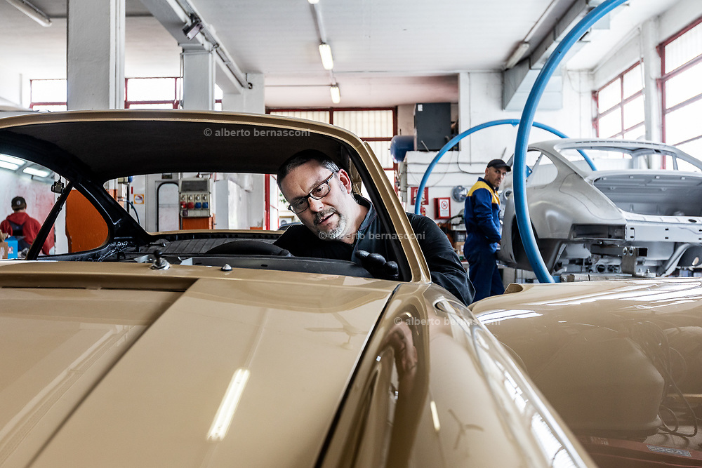 Vicenza, Alonso Corato carrozzeria