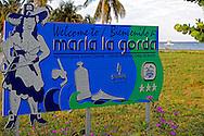 Villa María La Gorda, Pinar del Rio, Cuba.