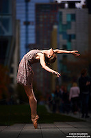 Dance As Art New York City Photography Project High Line Series with dancer, Erin Dowd