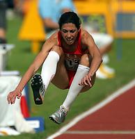 Friidrett , 8. juli 2006 , Gøteborg , EM , Europamesterskapet ,<br /> Athletics , European  Championship <br /> Carlota Castrejana , ESP