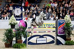 Persson Helena, SWE, Bonzai H<br /> Gothenburg Horse Show FEI World Cups 2017<br /> © Hippo Foto - Stefan Lafrentz<br /> 26/02/17