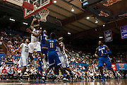 Shawn Williams #2 of the SMU Mustangs shoots the ball against the Memphis Tigers at Moody Coliseum on Wednesday, February 6, 2013 in University Park, Texas. (Cooper Neill/The Dallas Morning News)