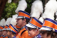 Clemson TigerBand Parents Weekend