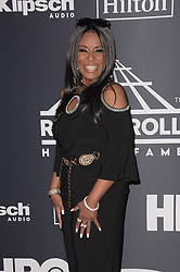 March 30, 2019 - Brooklyn, New York, USA - NEW YORK, NEW YORK - MARCH 29: Angela attends the 2019 Rock & Roll Hall Of Fame Induction Ceremony at Barclays Center on March 29, 2019 in New York City. Photo: imageSPACE (Credit Image: © Imagespace via ZUMA Wire)