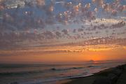 Coastal Sunset Orange County California