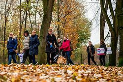 22-11-2018 NED: Nationale COPD challenge, Almere<br /> Diverse gezondheidscentra, huisartsenpraktijken en fysiotherapie praktijken zijn met ondersteuning van de BvdGF gestart met een lokale wandel challenge voor OCPD patiënten .