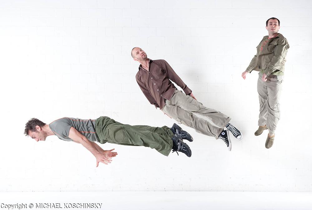 Marco Volta, Timothy Fletcher, Adrian Rusmali
