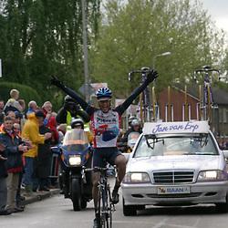 Ronde van Overijssel 2005. <br />Arno Wallaard de editie van 2005