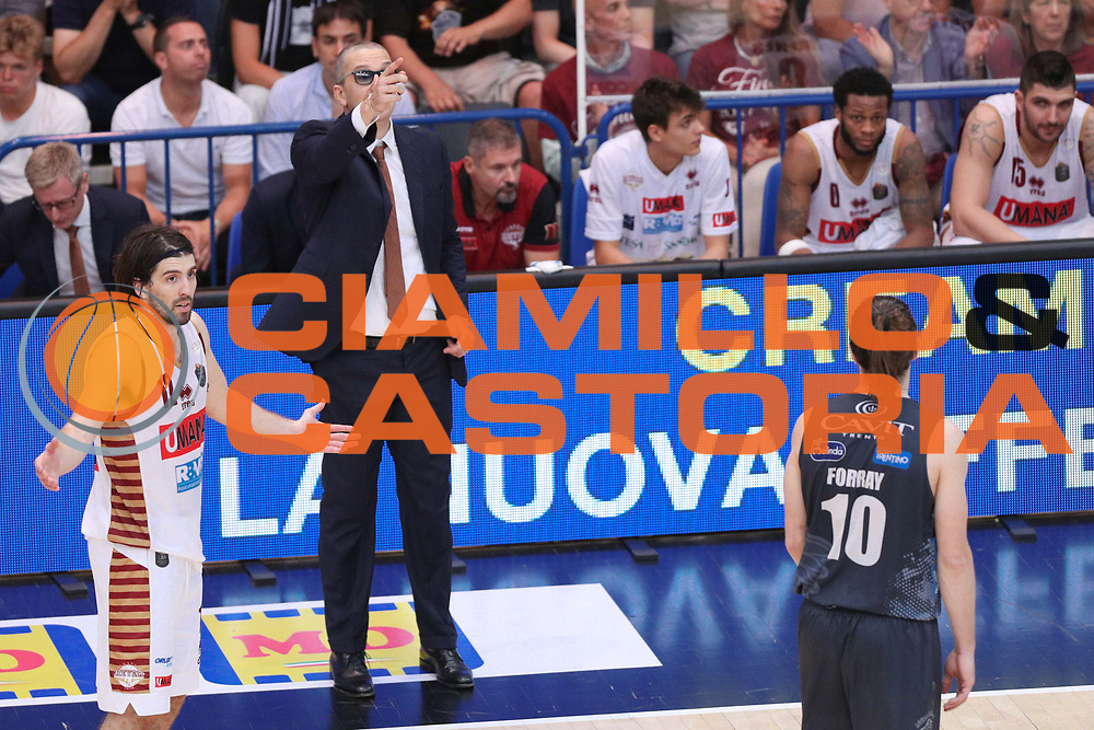 De Raffaele Walter, Dolomiti Energia Trentino vs Umana Reyer Venezia LBA Serie A Playoff Finale gara 6 stagione 2016/2017 Pala Trento, Trento 20 giugno 2017