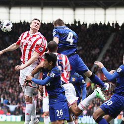 Manchester United's Phil Jones wins header (c) Phil Duncan | StockPix.eu