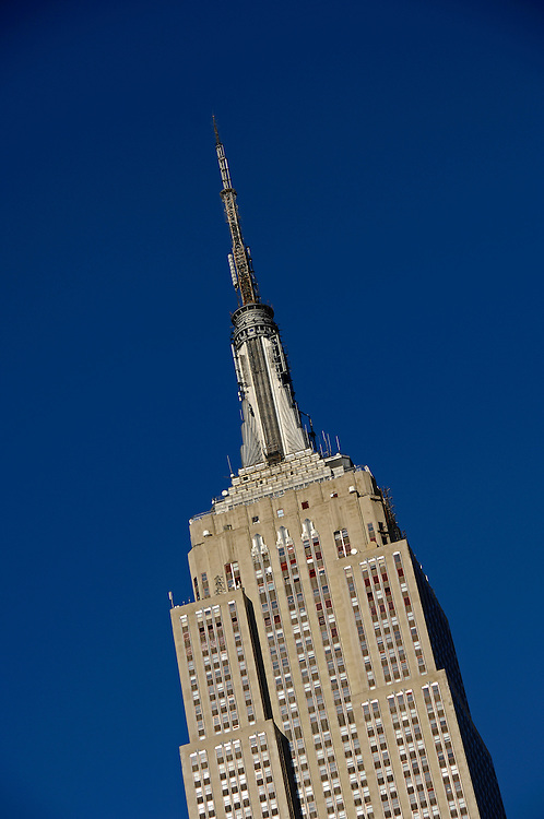 Empire State Building. NYC.