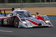 13th June 2010, 24 hours Le Mans, lola HPD B08/80 COUPE, RML Team, Andy Wallace (GBR)