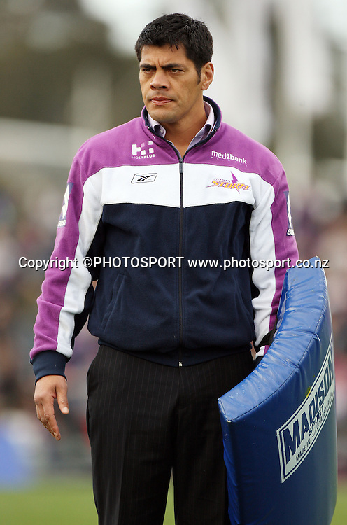 Storm assistant coach Stephen Kearney.<br />