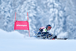 Women's Giant Slalom, STEPHENS Laurie, LW12-1, USA at the WPAS_2019 Alpine Skiing World Championships, Kranjska Gora, Slovenia
