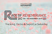 Tracking, Demo & SuperCar Saturday