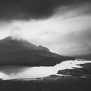 Sgùrr Dubh and Loch Clair, Torridon