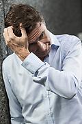 20150917 VILVOORDE SBS Belgium Erik Van Looy director de slimste mens poses for the photographer pict FRANK ABBELOOS