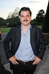 Actor DAN PIRRIE at the opening party of the London Syon Park - A Waldorf Astoria Hotel, Syon Park, Middlesex on 19th May 2011.