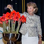 20180420 Pr. Margriet bij jubileum Holland Bulb Market