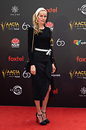 Isabel Lucas at The 2018 Australian Academy of Cinema and Television Arts (AACTA) Awards at The Star in Sydney, Australia