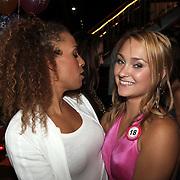 NLD/Amsterdam/20080909 - 18de Verjaardag Melody Klaver, Glennis Grace en Melody