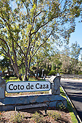 Coto de Caza Community, Orange County California
