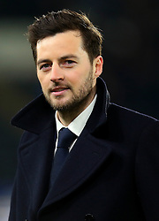 Former Hull City and Tottenham Hotspur midfielder Ryan Mason receives a warm applause from Hull City fans after his recent retirement announcement - Mandatory by-line: Robbie Stephenson/JMP - 23/02/2018 - FOOTBALL - KCOM Stadium - Hull, England - Hull City v Sheffield United - Sky Bet Championship