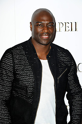 Adewale Akinnuoye-Agbaje attends the VIP screening of 'Pompeii' at Vue West End, London, United Kingdom. Monday, 28th April 2014. Picture by Chris Joseph / i-Images