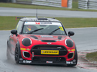 #12 Rory CUFF MINI JCW  during MINI Challenge – JCW  as part of the British GT and BRDC British F3 Championship at Oulton Park, Little Budworth, Cheshire, United Kingdom. April 02 2018. World Copyright Peter Taylor/PSP.