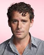 Jimmy Jellinek, Chief Content Officer of Playboy, Santa Monica, Calif. 9.16.11