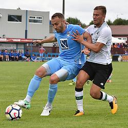 Coventry City v Liverpool XI |  Nuneaton Tournament | 29 July 2017