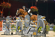 Marcus Ehning - Firth Of Lorne<br /> Jumping Zwolle 2018<br /> © DigiShots